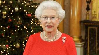 Queen records Christmas message in 3D format 20 December 2012