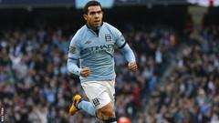 Van Persie praise inspires Tevez