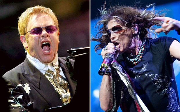 Want to drive safely? Listen to Elton John, Aerosmith or S Club 7