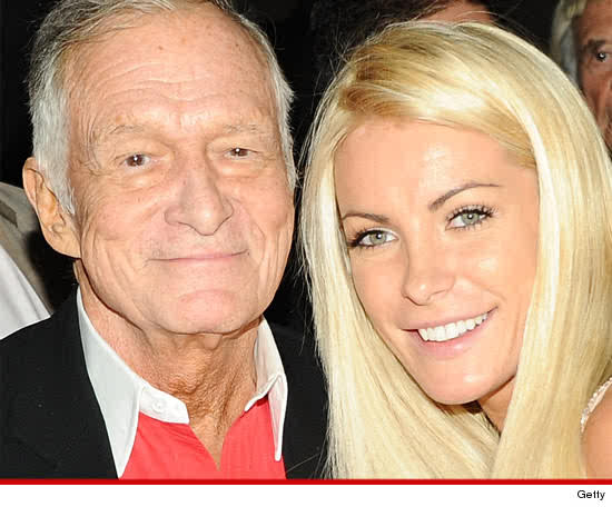 86-Year-Old Playboy Hugh Hefner Weds 26 Year-Old