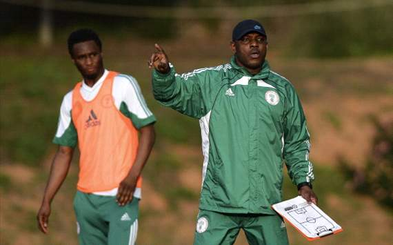 AfCON 2013: The Only Pressure I'm Under, Is From Me– Keshi