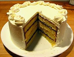 The History of Cakes