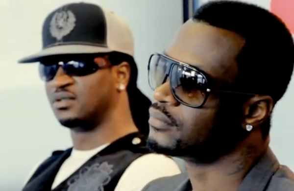 P-Square Transiently Part Ways In….