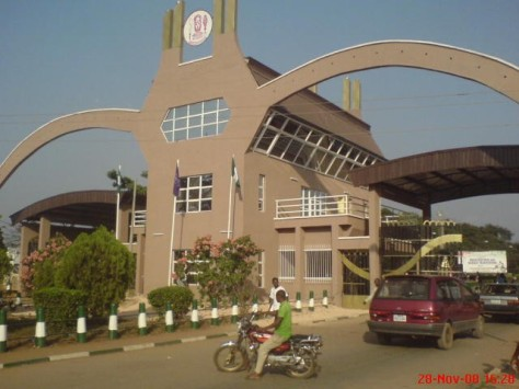 Uniben , Main Gate